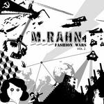 M RAHN - Fashion Wars EP Vol 2 (Front Cover)