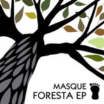 MASQUE - Foresta EP (Back Cover)