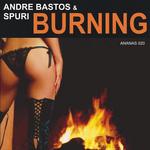 BASTOS, Andre/SPURI - Burning (Front Cover)