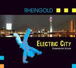 RHEINGOLD - Electric City - Düsseldorfer Schule (Front Cover)
