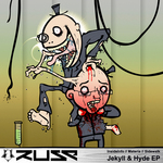 INSIDEINFO/MATERIA/SIDEWALK - Jekyll & Hyde EP (Front Cover)