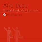 AFRODEEP - Tribal Funk Vol 2 (2005-2007) (Front Cover)