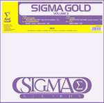 NITRO MAN/AUTOKRIMINAL/DJ FIRE/JTS - Sigma Gold Vol 3 (Front Cover)