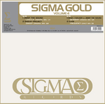 JIMMY THE SOUND/SHOCK! PROJECT/DIEGO J WALKER/KAM - Sigma Gold Vol 4 (Back Cover)