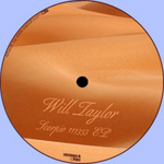 TAYLOR, Will - Scorpio 111353 EP (Front Cover)