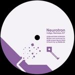 NEUROTRON - Indigo EP (Front Cover)