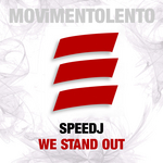SPEEDJ - We Stand Out (Back Cover)
