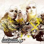 PARADIGMATIK - Nastyhouse EP (Back Cover)