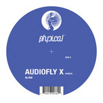 AUDIOFLY X - Blink (Front Cover)