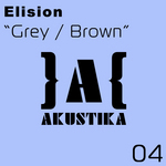 ELISION - Grey (Front Cover)
