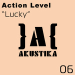 ACTION LEVEL - Lucky (Front Cover)