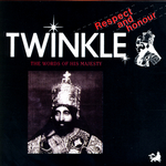 TWINKLE BROTHERS, The - Respect & Honour (Front Cover)
