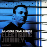 DJ MARCO POLO CECERE - Electronic Journey (Front Cover)
