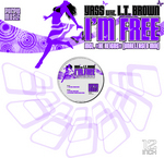 YASS feat LT BROWN - I'm Free (Front Cover)