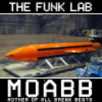 FUNK LAB, The - Moabb (2006 Mix) (Front Cover)