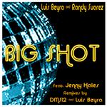 BEYRA, Luis/RANDY SUAREZ feat JENNY HALES - Big Shot (Back Cover)
