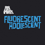 ARCTIC MONKEYS - Fluorescent Adolescent (Front Cover)