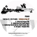 FABRICE K & DJ FREDDY - Collaboration EP (Front Cover)
