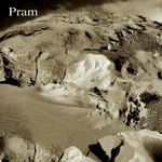 PRAM - The Moving Frontier (Front Cover)