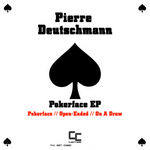 DEUTSCHMANN, Pierre - Pokerface EP (Front Cover)