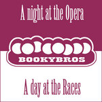 BOOKYBROS - A Night At The Opera (Front Cover)