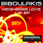 BIBOULAKIS - Neighbors Love Me EP (Front Cover)