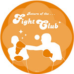 LESSER/NUDGE/FANNY/KID 606/KNIFEHANDCHOP - Return Of The Fight Club (Front Cover)