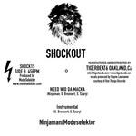 NINJAMAN/KNIFEHANDCHOP/MODESELEKTOR - Weed Wid Da Macka (Front Cover)