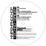 KNIFEHANDCHOP - Techno-Gaiden (Front Cover)