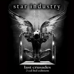 STAR INDUSTRY - Last Crusades Limited CD (Front Cover)