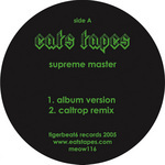 EATS TAPES - Supreme Master (Front Cover)