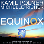 POLNER, Kamik/MICHELLE RICHER - Equinox (Front Cover)