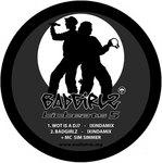 IXINDAMIX/SIM SIMMER - Bad Girlz (Back Cover)