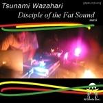 TSUNAMI WAZAHARI - Disciple Of The Fat Sound (Front Cover)