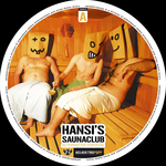 HANSI'S SAUNACLUB - Alternative Energie (Front Cover)