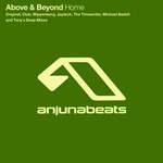 ABOVE & BEYOND - Home (remixes) (Front Cover)