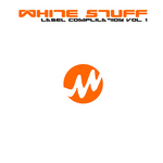 VARIOUS - White Stuff Label Compilation Vol 1 (Front Cover)