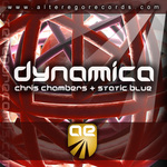 CHAMBERS, Chris/STATIC BLUE - Dynamica (Front Cover)