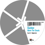 DANILOV - Above The Clouds (Front Cover)