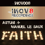 ASTUNI/MANUEL LE SAUX - Faith (Front Cover)