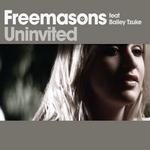 FREEMASONS feat BAILEY TZUKE - Uninvited (Remixes) (Front Cover)