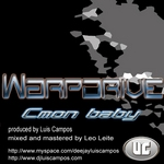 WARPDRIVE - Come On Baby (Front Cover)