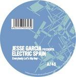 GARCIA, Jesse - Everybody Let's Hip Hop (Front Cover)