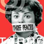 STATIC ELASTIC - Three Peaces EP (Back Cover)