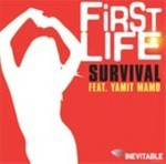 FIRST LIFE feat YAMIT MAMO - Survival (Front Cover)