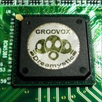G&G GROOVE FACTORY presents GROOVOX feat TOM SOARES - Dreamystic (Front Cover)