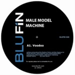 MALE MODEL MACHINE - Voodoo (Front Cover)