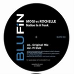 MOGI vs ROCHELLE - Nation In A Funk (Front Cover)