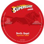VARIOUS - Devils Angel (Front Cover)