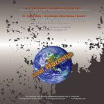 EQUAL MINDZ - Hardminded (Back Cover)
